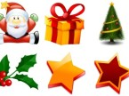 Merry Christmas icons indice