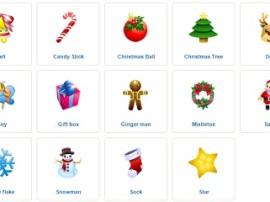 MediaJob.eu - Christmas Dolls Icons items index