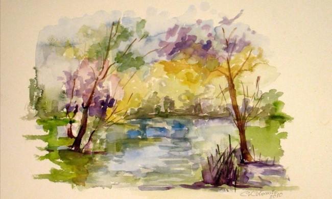 come dipingere con acquerello - arte e lavoro con mediajob.eu