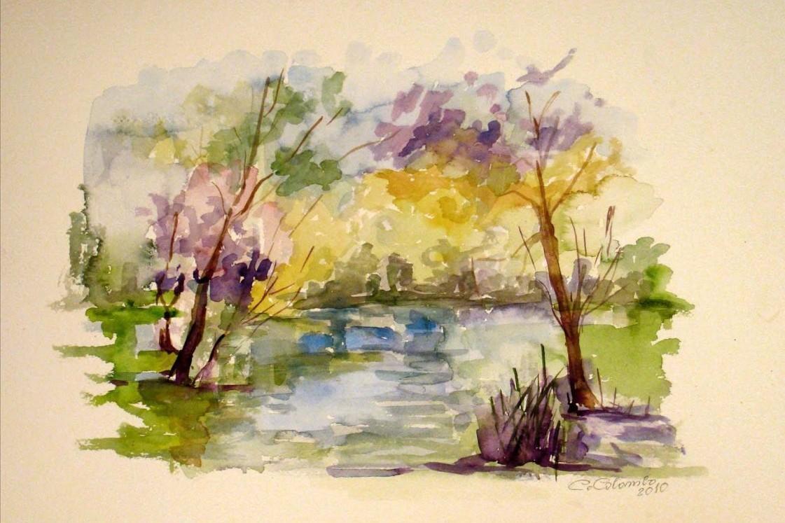 Favorito Blog arte: Tecniche per dipingere con gli acquerelli - MediaJob.eu  BO59