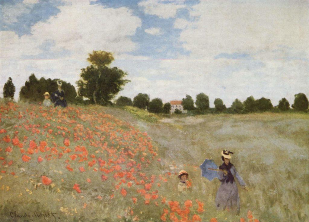Claude_Monet arte pittura artista mediajob.eu