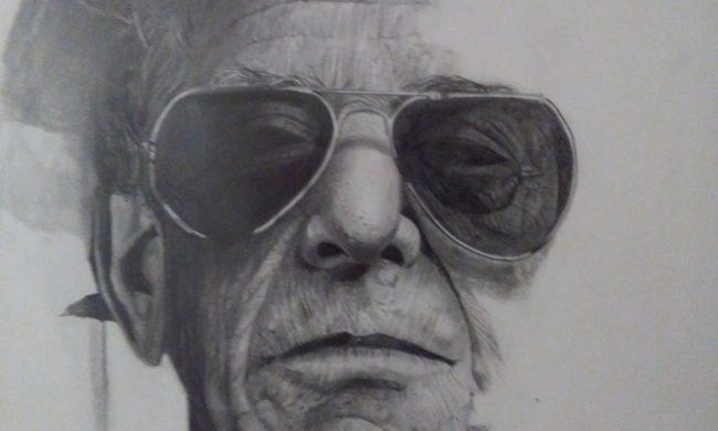Matita arte e pittura vendita quadri dipinti disegni for Lupo disegno a matita