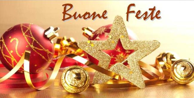 Auguri Buone Feste buon Natale buon capodanno