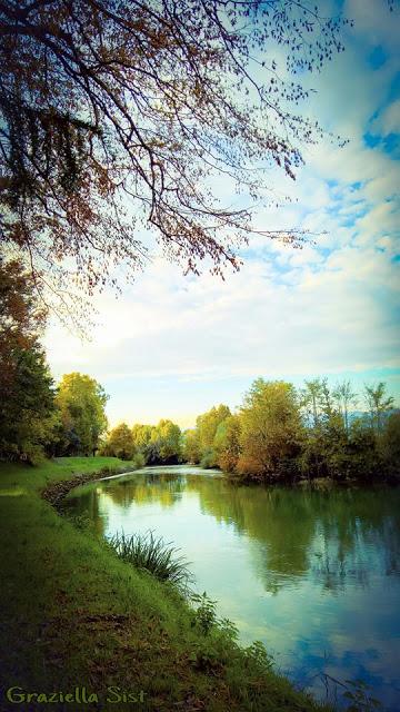Fiume Livenza Parco Villa Varda (Graziella Sist)