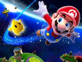 Sfondo pc desktop mobile super Mario bros