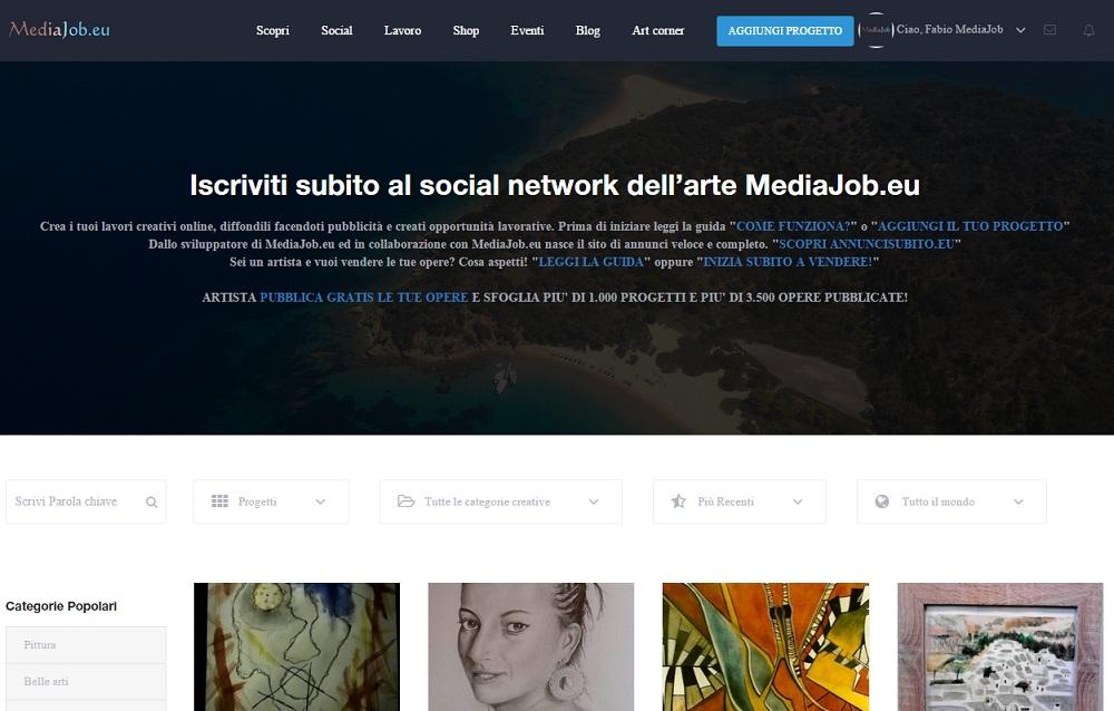 sito-web-arte-mediajob-eu-vendita-dipinti-quadri-arte-e-artisti