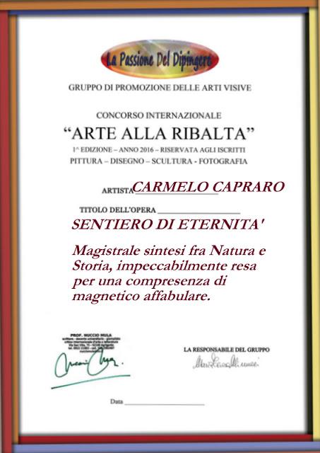 recensione Capraro