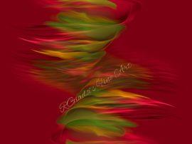 Arabesque wtm. Arte digitale artista Giada Rossi