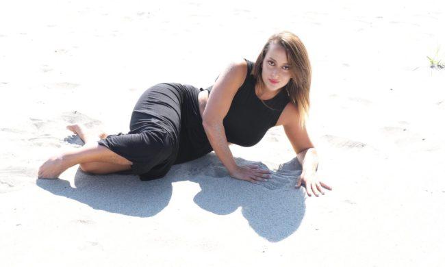 Bellezza arte, Lidia Laudani, la splendida modella mediterranea su Mediajob (3)