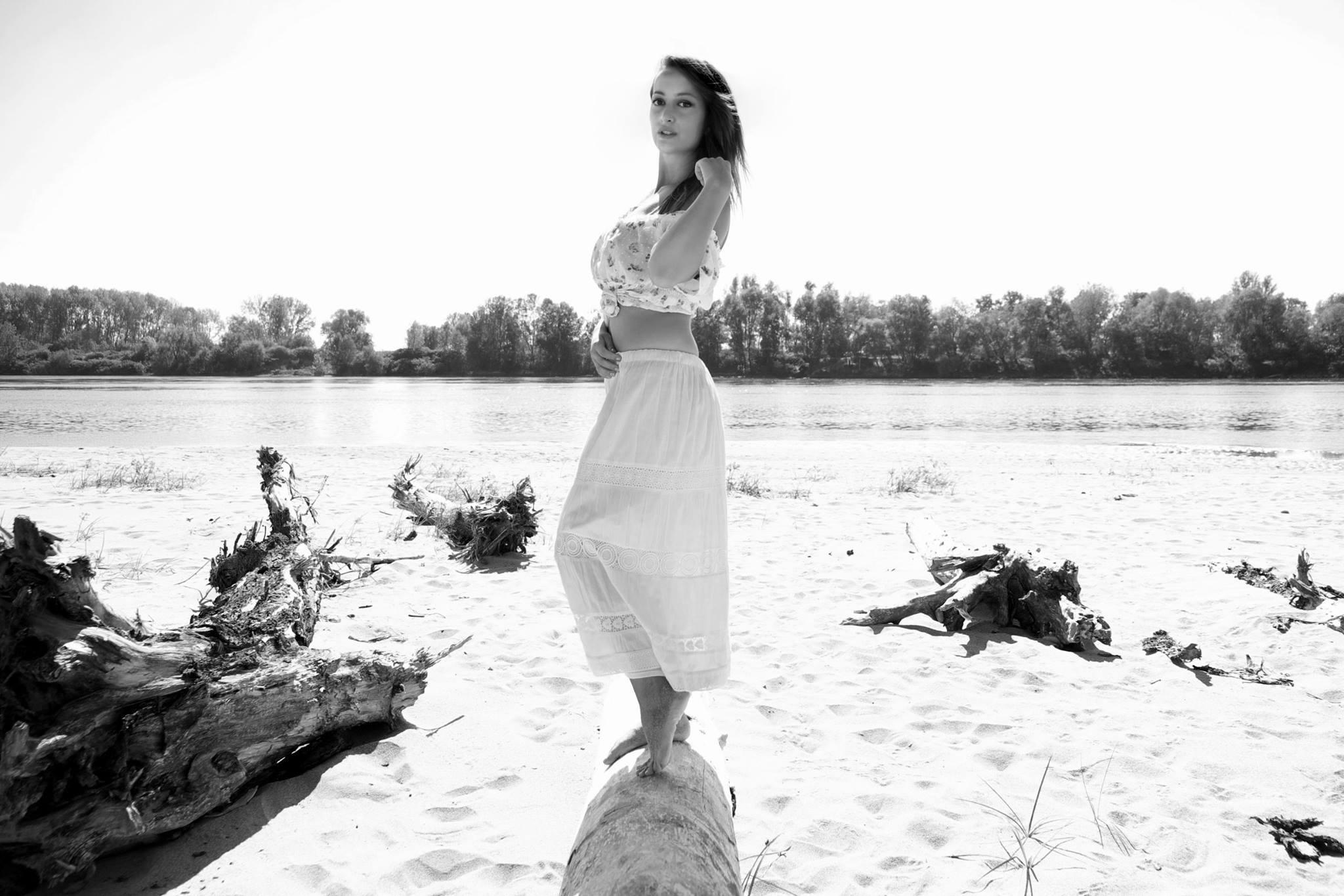 Bellezza d'arte, Lidia Laudani, la splendida modella mediterranea su Mediajob
