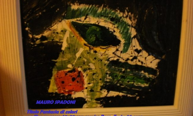 Dipinto fantasma di colori la passione del dipingere mediajob