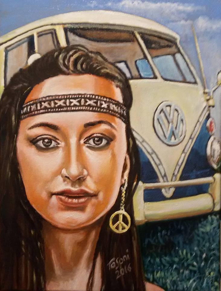 hippie-girl-ritratto-modella-lidia-laudiano-mediajob