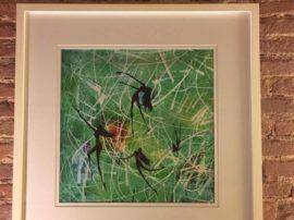 Pittura#1 - Esposto in galleria attualmente - (In vendita)