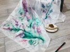Vendo Foulard dipinto a mano