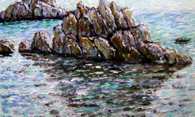 Scogli Arte E Pittura Vendita Quadri Dipinti Disegni Online Di