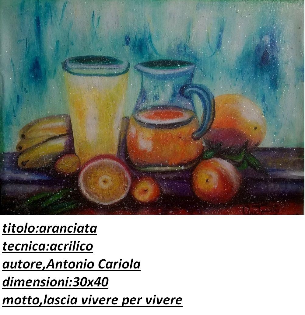 Vendita quadri: Dipinto a mano acrilico su tela 30x40 cm ...