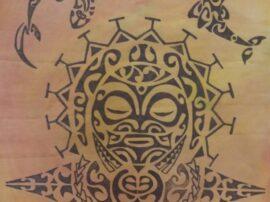 Pirografia su legno