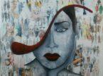 Opera Mondi paralleli di Marisa. Mediajob.eu – il sito d'arte e degli artisti.