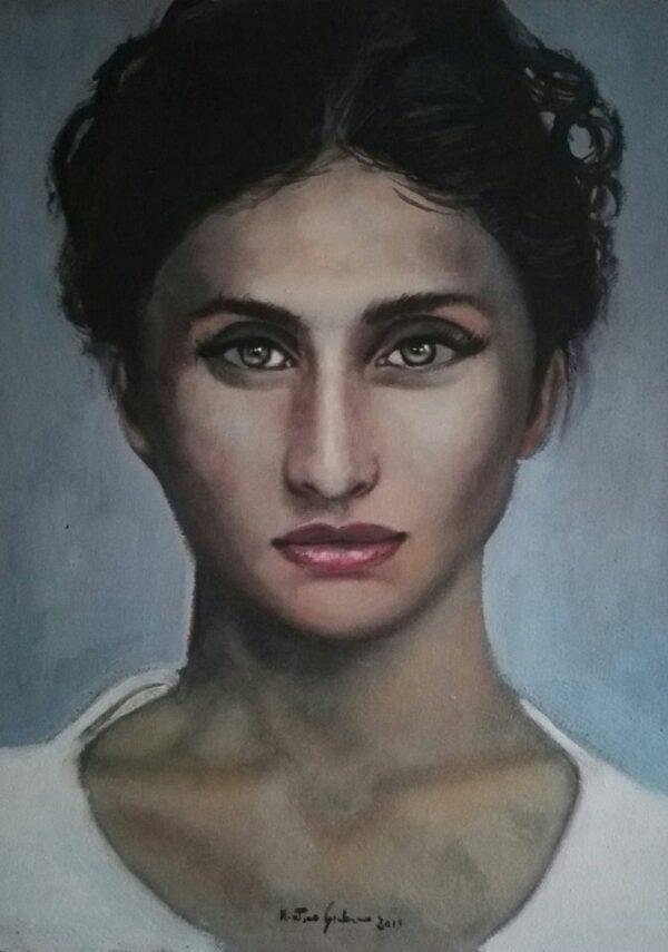 volto di donna